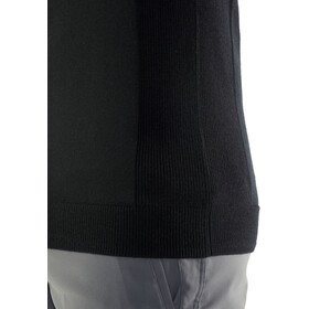 Icebreaker Quailburn V Sweater Men black